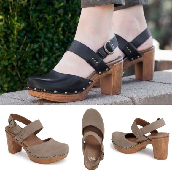 Dansko Dotty Heeled Sandal (Women's) APFSkf